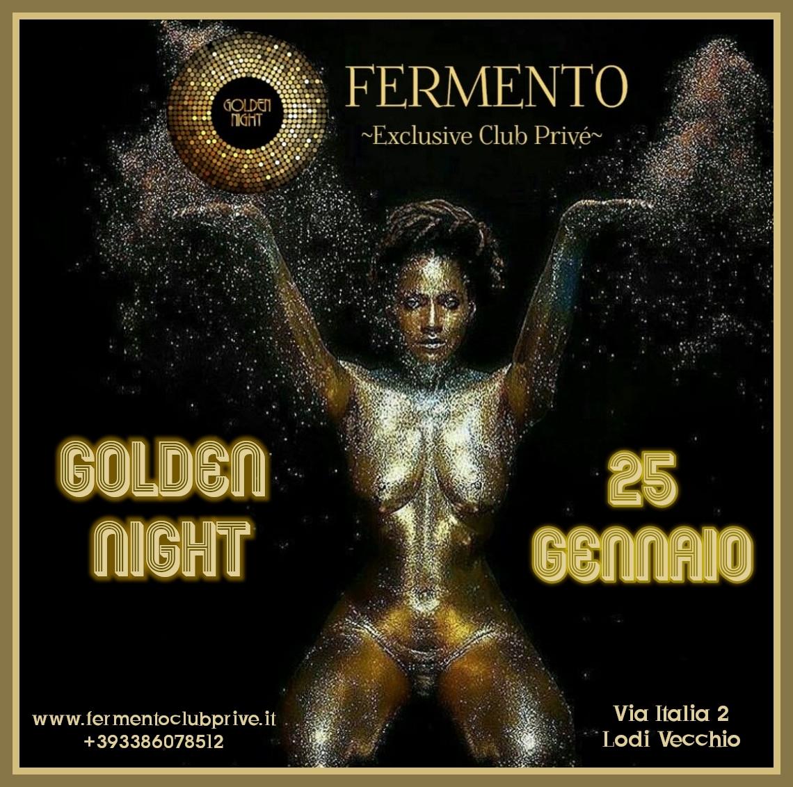 Evento Gold !